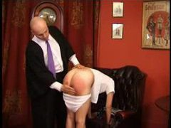 Schoolgirl spanked with various implements movies at sgirls.net