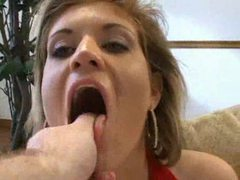 Amazing pov oral from busty lady videos