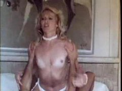 Blonde in pink sweater fucked hard in retro movie movies at find-best-hardcore.com