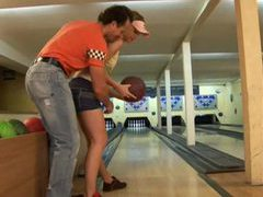 They have a hot fuck in the bowling alley movies at find-best-mature.com