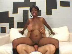 Black slut stacey adams does it with a white guy videos