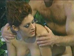A very hot girl fucked in hot tub tubes