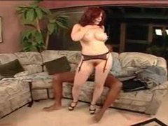 Redhead can't get enough big black cock movies at find-best-hardcore.com
