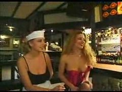 Girls having group sex in restaurant movies at find-best-lesbians.com