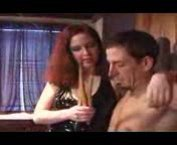 She gets rough with his balls movies at kilopills.com