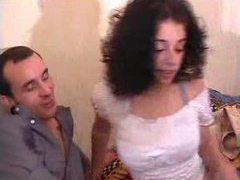 Attractive young lady undressed by two men movies at relaxxx.net