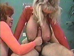 Two 80s sluts sharing his dick movies at find-best-panties.com