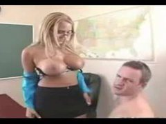 Teacher fondled by her student movies at find-best-lingerie.com