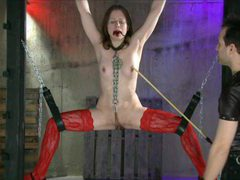 The bdsm rack of pain videos