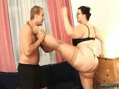 Chubby flexible babe fucked videos