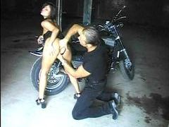 They fuck on a motorcycle movies at nastyadult.info