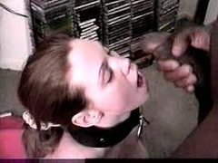 Girl in a collar sucking a really big dick movies at dailyadult.info