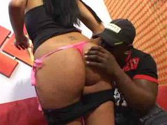 Big ass brazilian chick fucked by black guy movies at lingerie-mania.com