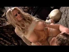 Elegant big tit chick blows him and they fuck movies at sgirls.net