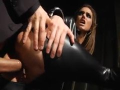 Tori black in leather catsuit fucking hard movies at kilotop.com