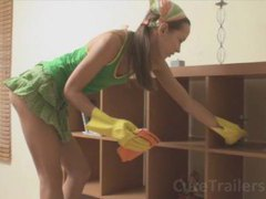 Me fucking horny cleaning woman movies at lingerie-mania.com