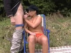 Girl on a pretty picnic blowing a dick movies at kilopics.net