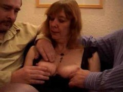 Mature british slut does a dp movies at sgirls.net