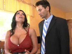 Hubby watches his hot wife go black movies at sgirls.net