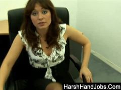 Renee richards giving a harsh handjob videos