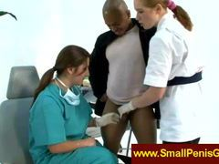 Nurses jerking a small penis movies at find-best-hardcore.com