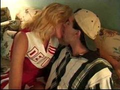 Fuck and suck with a hot blonde cheerleader movies at find-best-babes.com