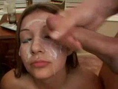 Cumshot compilation with big facials videos