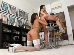 Sexy girls fist each other very well movies at find-best-lesbians.com