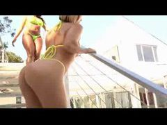 Lesbian orgy with crazy hot dildo fucking movies at find-best-panties.com