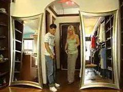 Slut fucked in a dressing room movies at sgirls.net