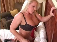 Two arousing milfs are crazy for black dick videos
