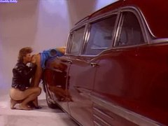 Classic scene with slut bent over a car movies at find-best-mature.com