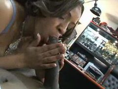 Watch a black girl take a long black meat movies at kilotop.com