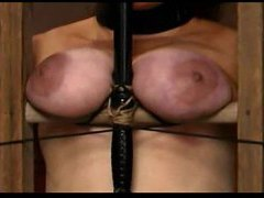 Her tits are punished hard and they hurt movies at kilovideos.com