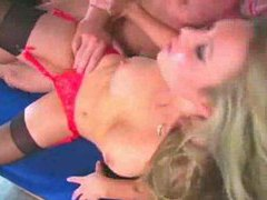 Super hot kayden kross hammered by dick tubes
