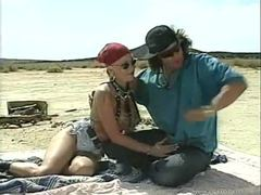Biker slut ass fucked in the desert movies at find-best-tits.com