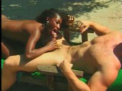 Black chick with tight body pounded movies