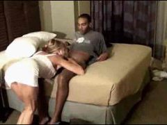 White wife and black dude get horny movies at adspics.com
