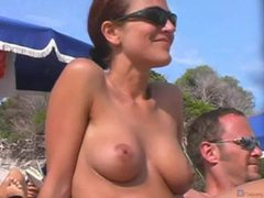 Camera at the nude beach films hotties movies at sgirls.net