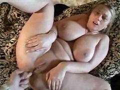 Big titty blonde girl with anal lust videos