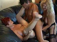 Two matures and his cock having fun movies at sgirls.net