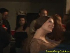 Party babes getting facial sex movies at freekilomovies.com