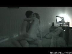 Couple making love in their amateur movie movies at sgirls.net