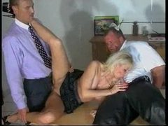 Slut is happy to make both men feel good movies at find-best-tits.com