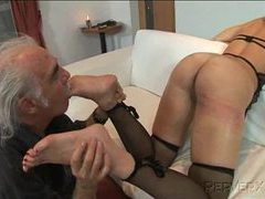 Chick submits to pain because she loves it movies at find-best-mature.com