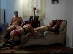 Husband watches wife suck younger man's cock movies at very-sexy.com