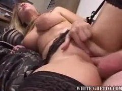 The guys take turns fucking her milf pussy movies at find-best-lingerie.com