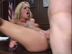 Lusty jailbird getting fucked by the warden videos