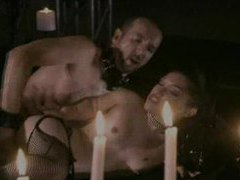 Kinky hardcore scene with a slutty midget movies
