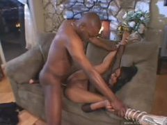 Black slut boned by big black cock videos